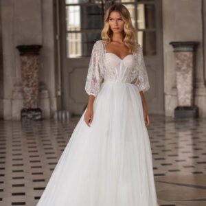 Juliette, Milla Nova, Simply Milla Blushing Bridal Boutique, Toronto, Canada, USA