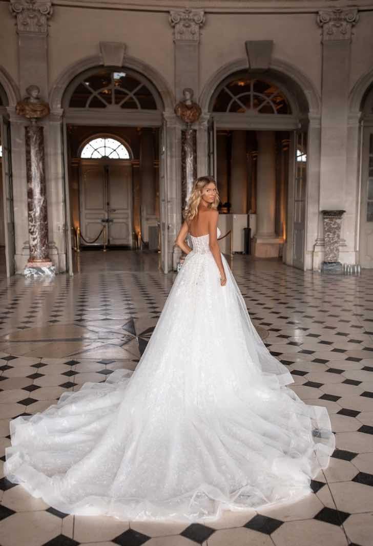 Lea, Milla Nova, Simply Milla, Blushing Bridal Boutique
