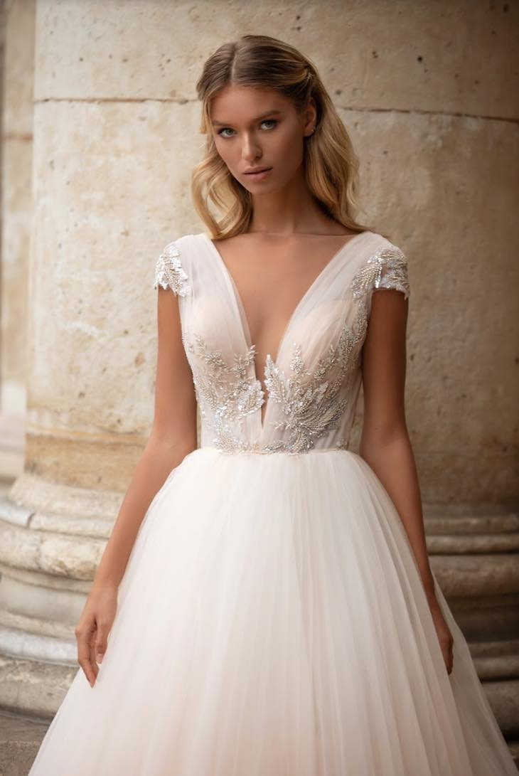 Whitney, Milla Nova, Simply Milla, Blushing Bridal Boutique