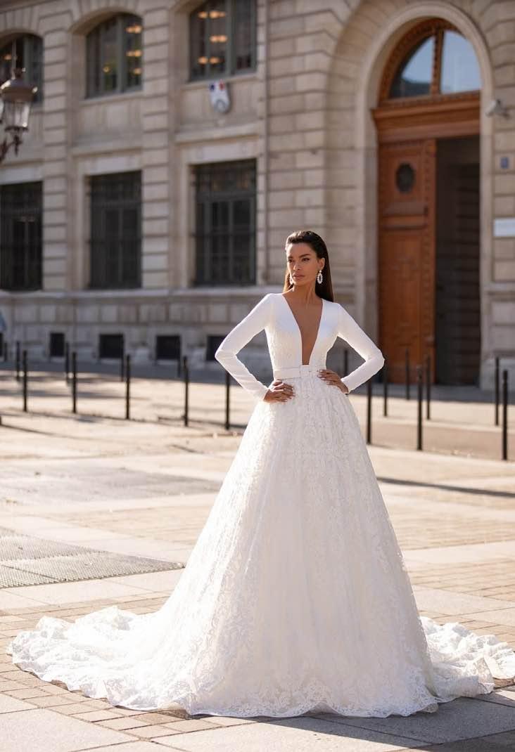 Rosalyn, Lorenzo Rossi, Milla Nova Simply Milla, Blushing Bridal Boutique