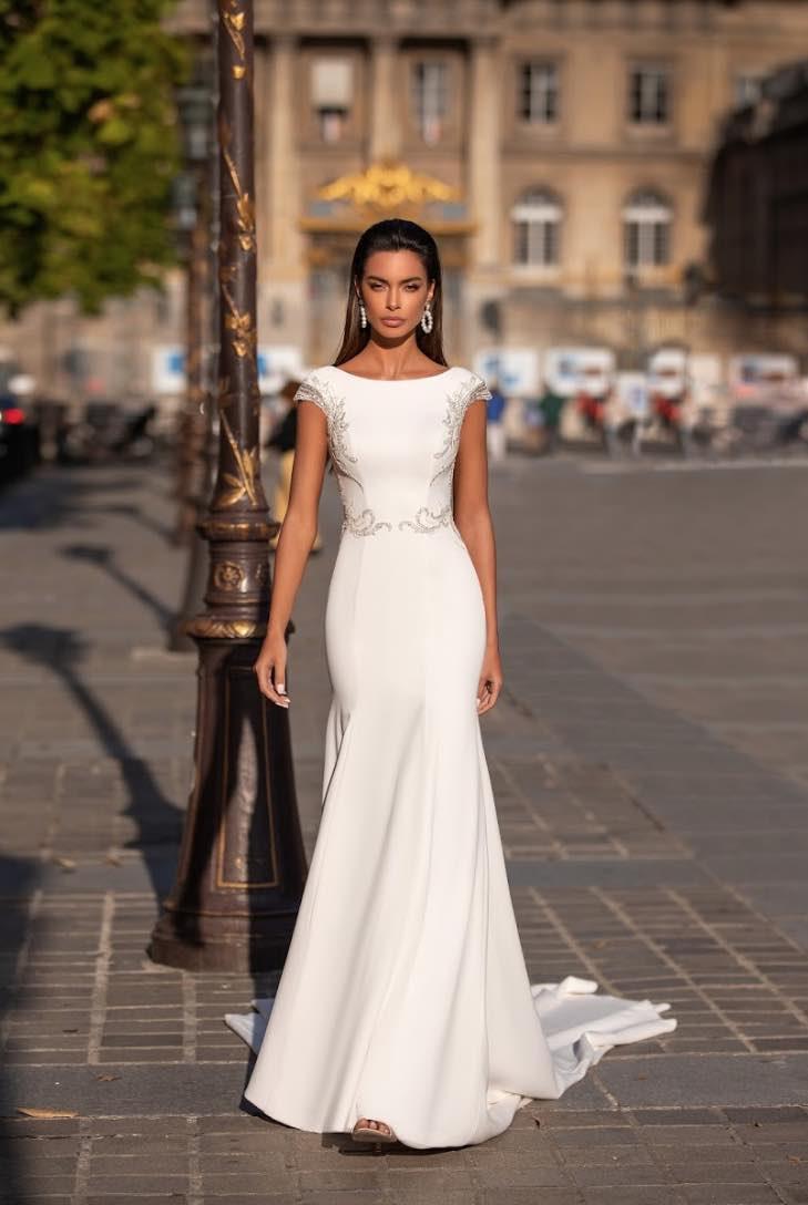 Bernadette, Lorenzo Rossi, Milla Nova Simply Milla, Blushing Bridal Boutique