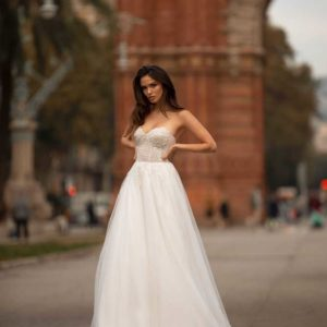 Betty, Giovanna Alessandro, Giovanna Luxury, Blushing Bridal Boutique