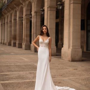 Monica, Giovanna Alessandro, Giovanna Luxury, Blushing Bridal Boutique