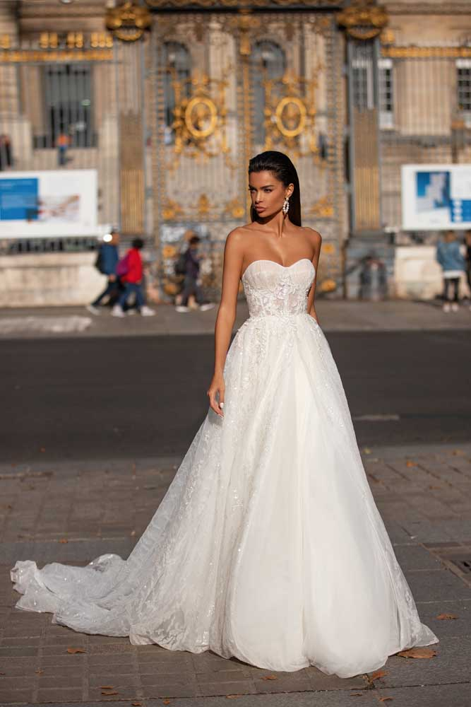 Sandra, Lorenzo Rossi, Milla Nova Simply Milla, Blushing Bridal Boutique