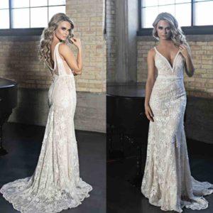 Amore, Naama & Anat, Infinity, Blushing Bridal Boutique