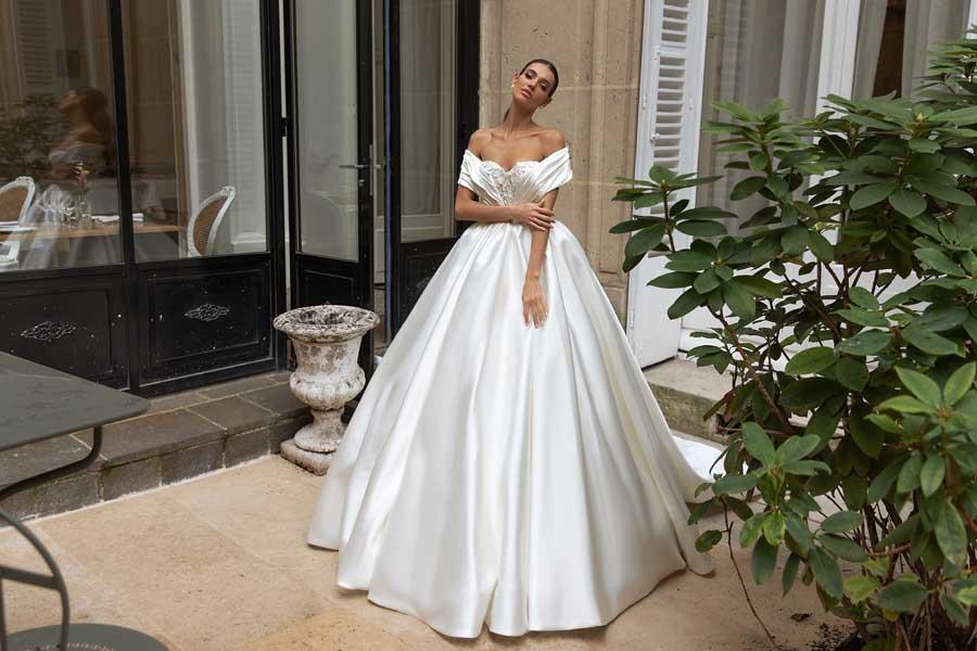 Monique, Blushing Bridal Boutique, Exclusive, Toronto
