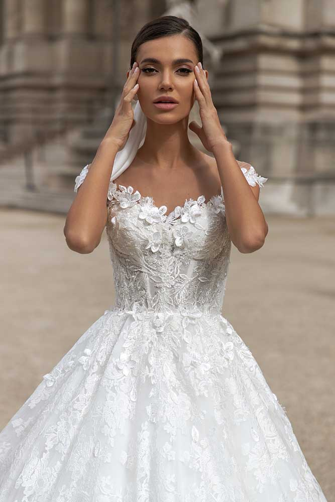 Cindy, Blushing Bridal Boutique, Exclusive, Toronto