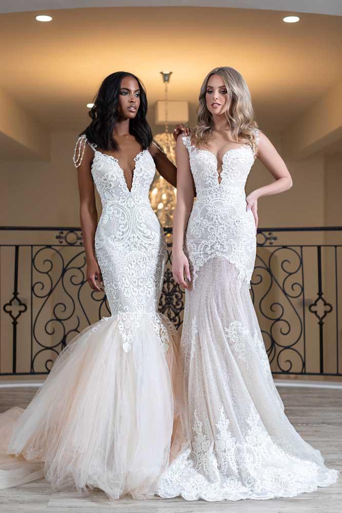 JULY, Naama & Anat, Infinity, Blushing Bridal Boutique, Toronto