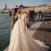 Almira, Viero Bridal, Venice Flood, Blushing Bridal Boutique, Toronto