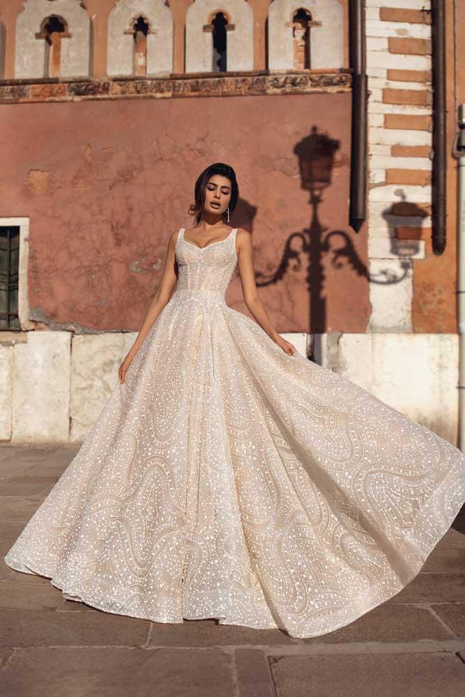 Anabella, Viero Bridal, Venice Flood, Blushing Bridal Boutique, Toronto