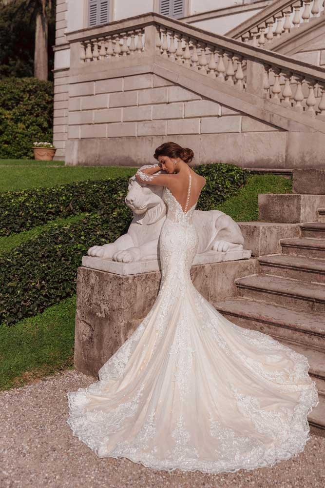 Catalina, Viero Bridal, Blushing Bridal Boutique, Toronto