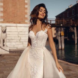 Jade, Viero Bridal, Venice Flood, Blushing Bridal Boutique, Toronto