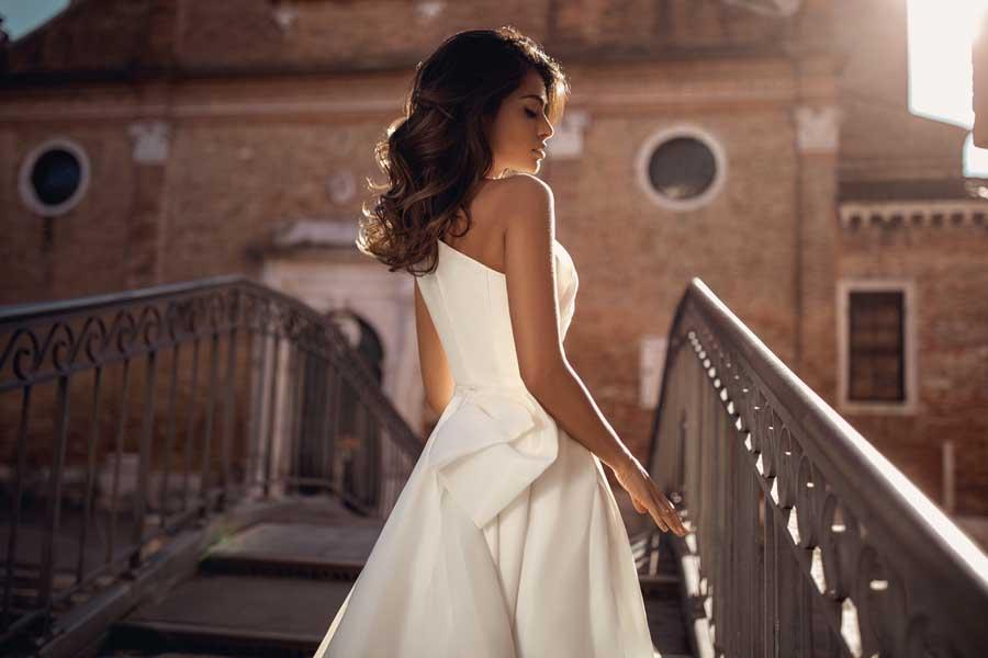 Leonara, Viero Bridal, Venice Flood, Blushing Bridal Boutique, Toronto