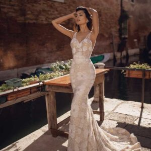 Mesa, Viero Bridal, Venice Flood, Blushing Bridal Boutique, Toronto