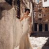 Ofelia, Viero Bridal, Venice Flood, Blushing Bridal Boutique, Toronto