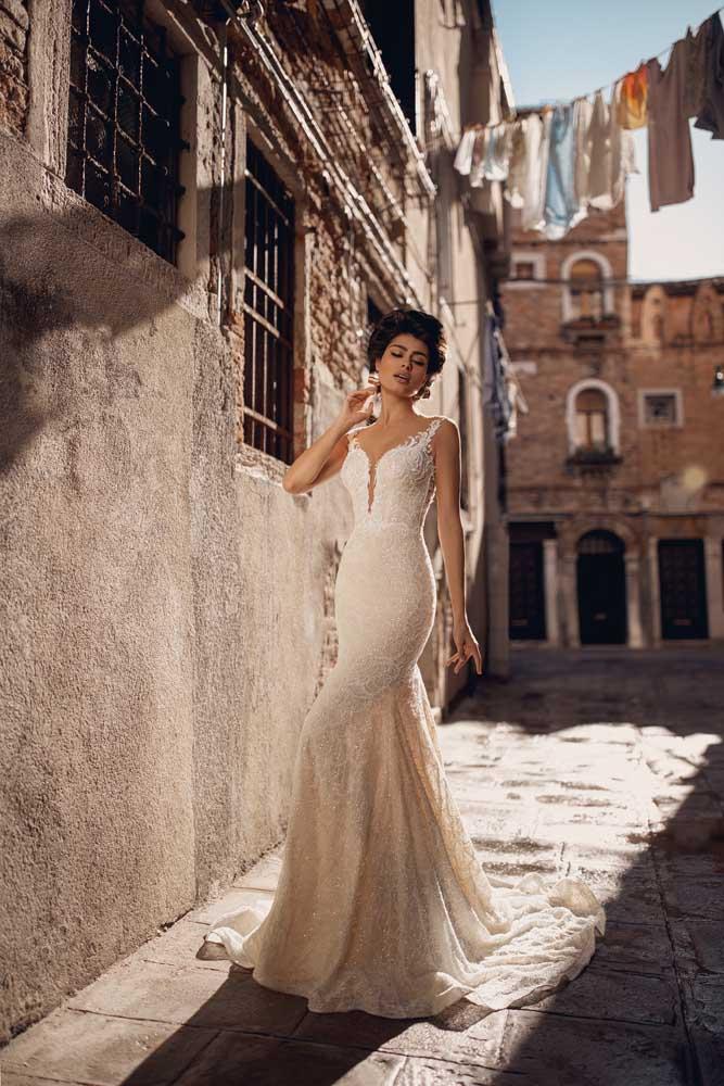Ofelia, Viero Bridal, Venice Flood, Blushing Bridal Boutique, Toronto