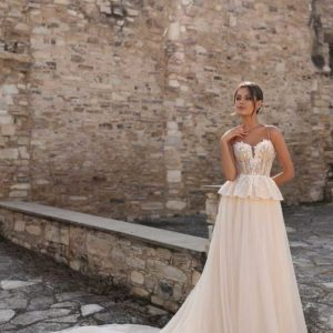 Angelica, Ari Villoso, Venice, Say Yes, Blushing Bridal Boutique, Toronto