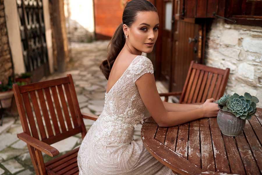 Olympia, Ari Villoso, Venice, Say Yes, Blushing Bridal Boutique, Toronto