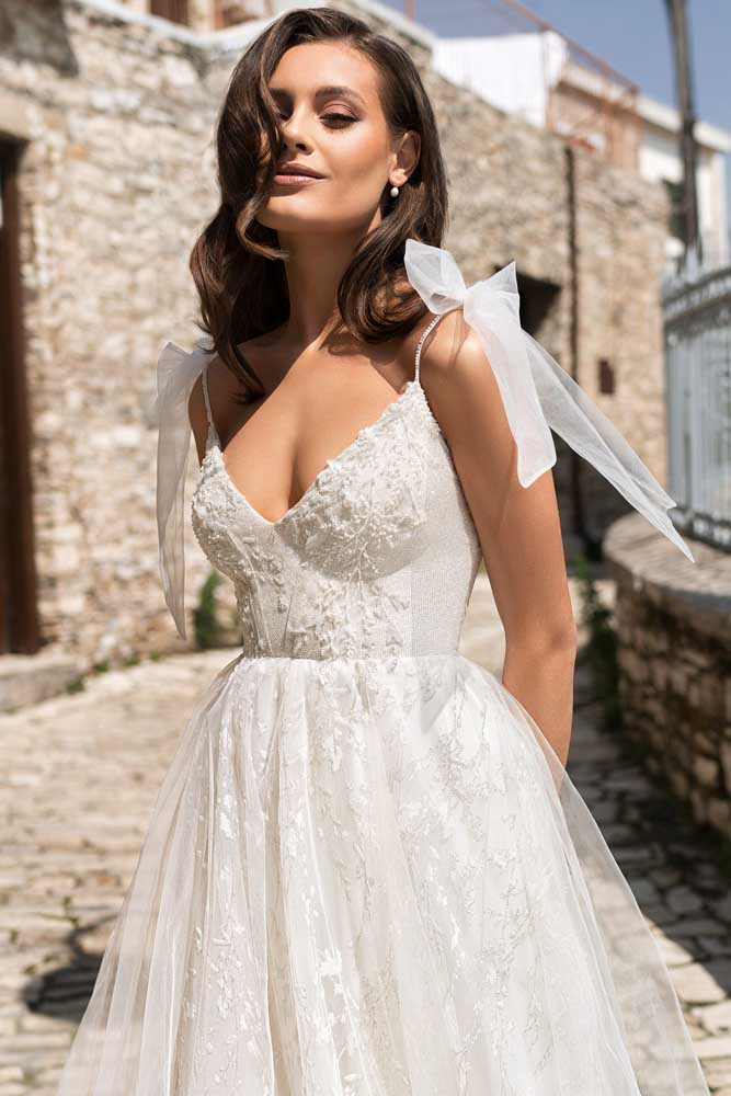 Lucy, Ari Villoso, Venice, Say Yes, Blushing Bridal Boutique, Toronto