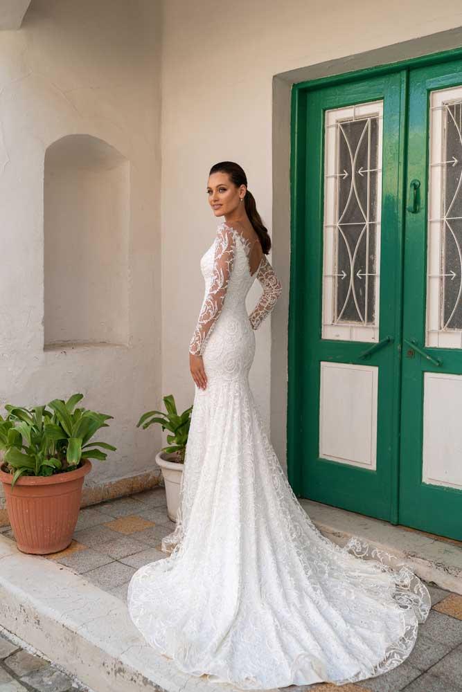 Donna, Ari Villoso, Venice, Say Yes, Blushing Bridal Boutique, Toronto