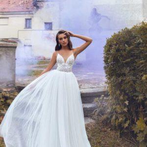 Evelyn, Ari Villoso, Allure Tones, Blushing Bridal Boutique, Toronto, USA