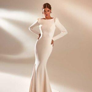 Clare, Milla Nova, In the name of love, Blushing Bridal Boutique, Toronto, Canada, USA