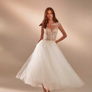 Frensis, Milla Nova, In the name of love, Blushing Bridal Boutique, Toronto, Canada, USA