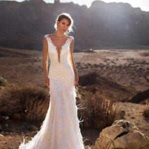 Martina,Ari Villoso, Feel Yourself, Blushing Bridal Boutique, Toronto, Canada, USA