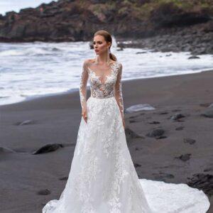 Celia,Ari Villoso, Feel Yourself, Blushing Bridal Boutique, Toronto, Canada, USA