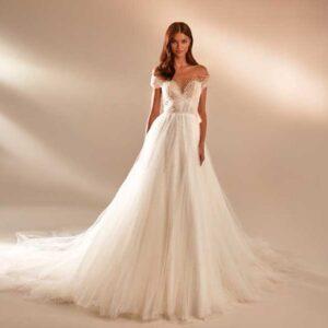 Elsa, Milla Nova, In the name of love, Blushing Bridal Boutique, Toronto, Canada, USA
