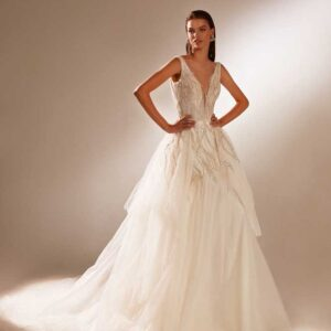 Heidi, Milla Nova, In the name of love, Blushing Bridal Boutique, Toronto, Canada, USA