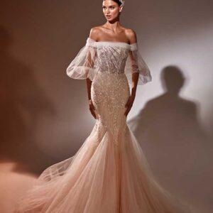 Katalina, Milla Nova, In the name of love, Blushing Bridal Boutique, Toronto, Canada, USA