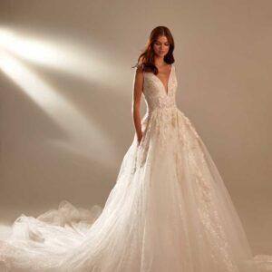 Meri, Milla Nova, In the name of love, Blushing Bridal Boutique, Toronto, Canada, USA