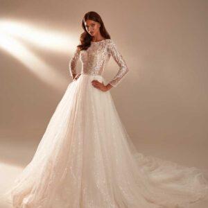 Brenda, Milla Nova, In the name of love, Blushing Bridal Boutique, Toronto, Canada, USA