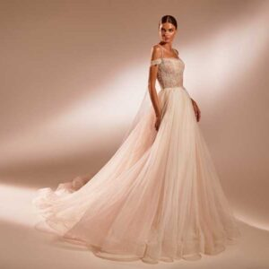 Illiana, Milla Nova, In the name of love, Blushing Bridal Boutique, Toronto, Canada, USA