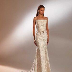 Pam, Milla Nova, In the name of love, Blushing Bridal Boutique, Toronto, Canada, USA