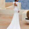 Adrianne, Pronovias, Blushing Bridal Boutique, Toronto, Canada, USA