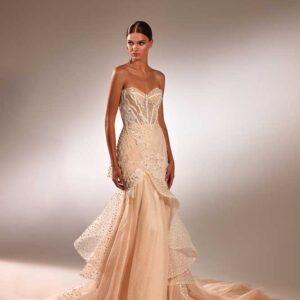 Peony, Milla Nova, In the name of love, Blushing Bridal Boutique, Toronto, Canada, USA
