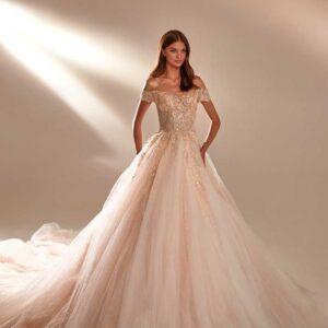 Peyton, Milla Nova, In the name of love, Blushing Bridal Boutique, Toronto, Canada, USA