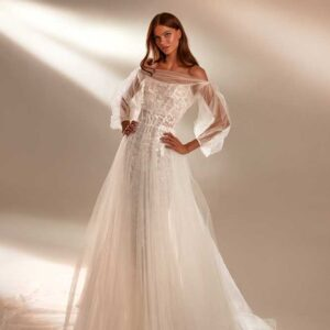 Tina, Milla Nova, In the name of love, Blushing Bridal Boutique, Toronto, Canada, USA