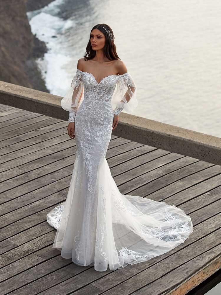 cheryl, Pronovias, Blushing Bridal Boutique, Toronto, Canada, USA