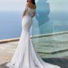 Della , Pronovias, Blushing Bridal Boutique, Toronto, Canada, USA