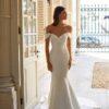 Annette, Milla Nova, White & Lace Blushing Bridal Boutique, Toronto, Canada, USA