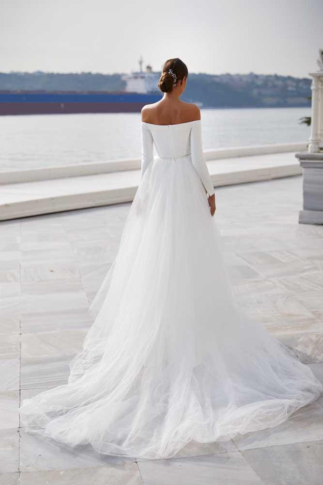 Karlie,Milla Nova, White & Lace Blushing Bridal Boutique, Toronto, Canada, USA