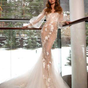 Olivia, Vanilla Fairy Tale ,Blushing Bridal Boutique, Toronto, Canada, USA