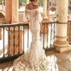 paulanda,Pronovias, Blushing Bridal Boutique, Toronto, Canada, USA