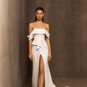 Olivia, Vanessa, Ari Villoso, Capsule ,Blushing Bridal Boutique, Toronto, Canada, USA