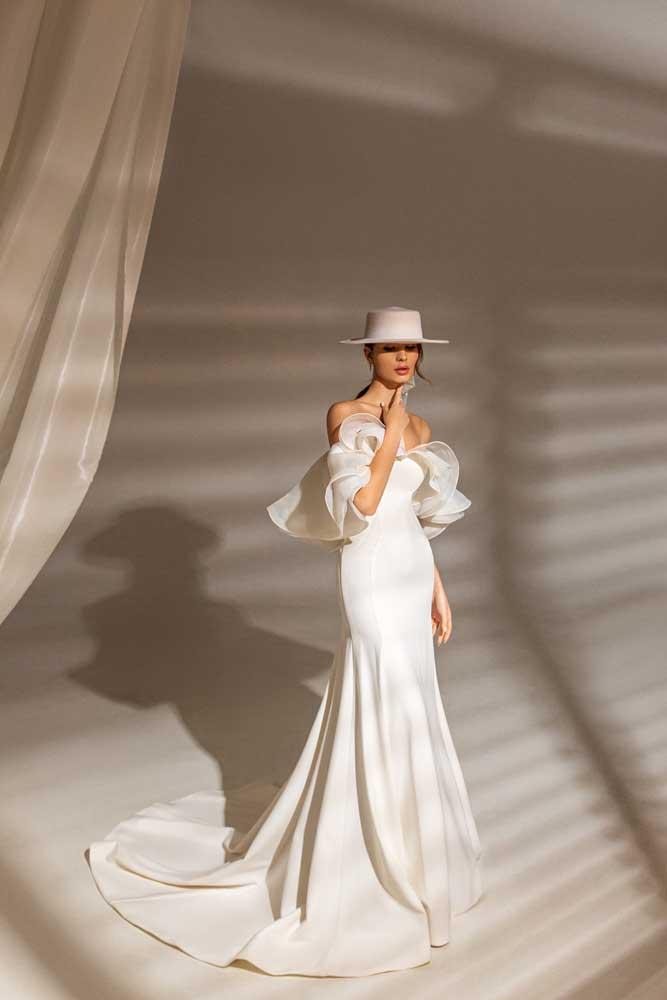 Abigail,Mia Ari Villoso, Capsule ,Blushing Bridal Boutique, Toronto, Canada, USA