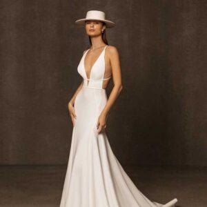 Vera, Ari Villoso, Capsule ,Blushing Bridal Boutique, Toronto, Canada, USA