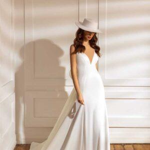 Nancy, Ari Villoso, Capsule ,Blushing Bridal Boutique, Toronto, Canada, USA